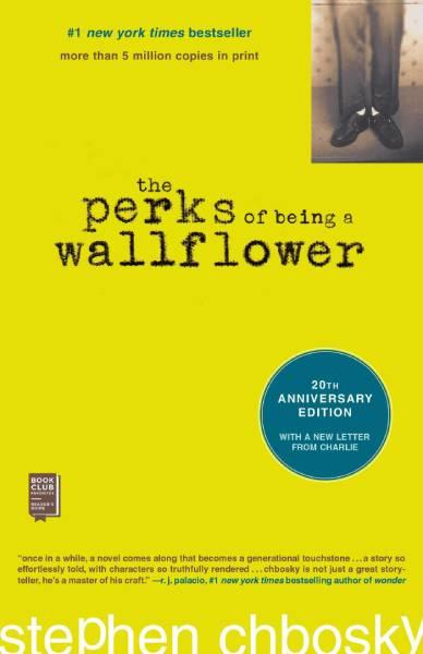 The Perks of Being a Wallflower de Stephen Chbosky