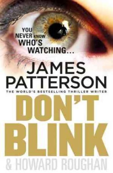 Don't Blink de James Patterson e Howard Roughan