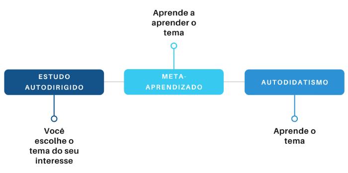 Linha do tempo do Processo de Aprendizagem.